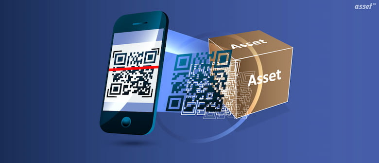 Apply QR Codes in asset management
