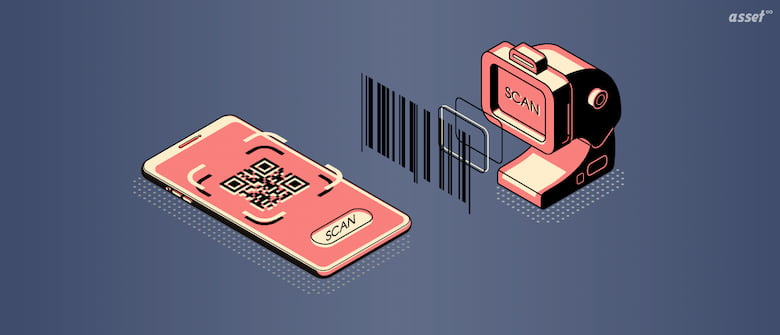 Differences between Barcode and QR Code