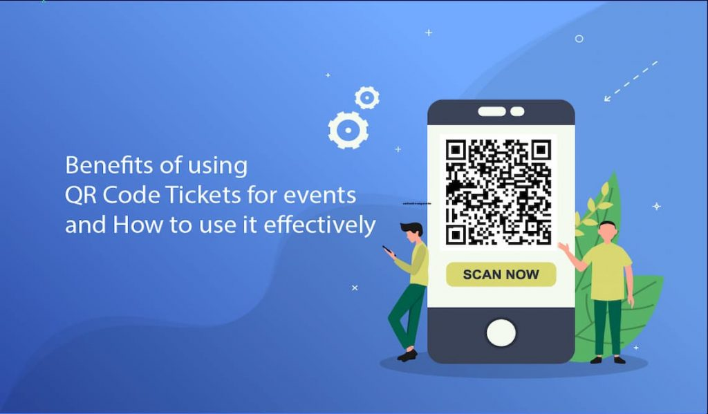 How to use QR Code in the event organization