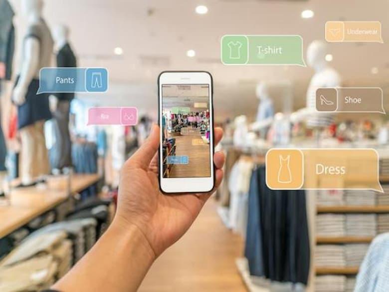 Virtual shopping with QR Codes (1)