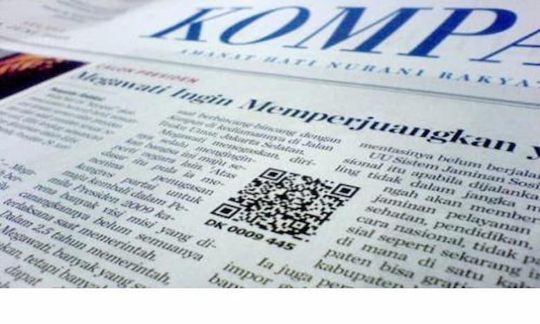 The Misericordia University, Pennsylvania, US is using QR Codes on their Newspaper